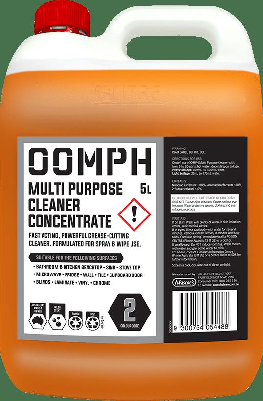 OOMPH - Multi purpose cleaner