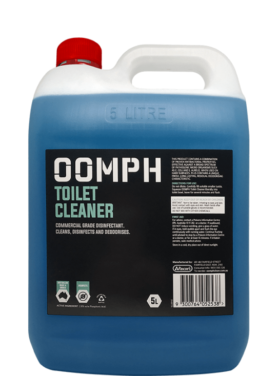 Toilet Cleaner 5L