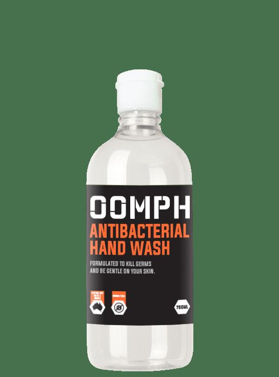 Antibacterial Hand Wash Refillable Bottle