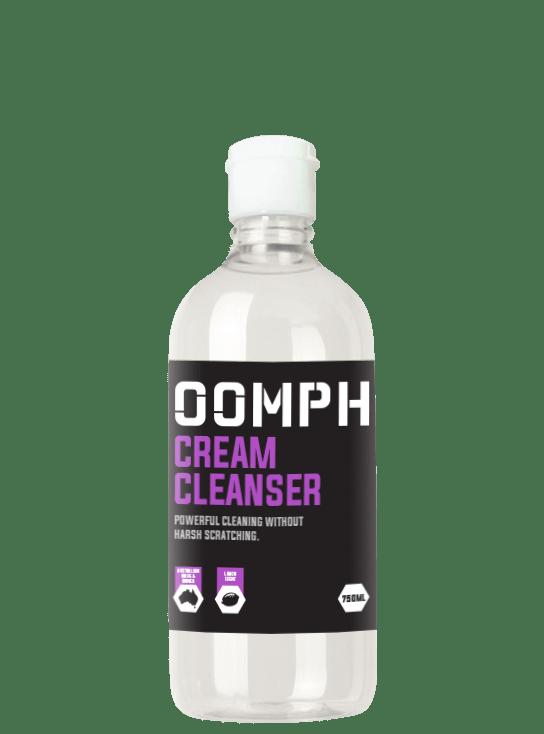 Cream Cleanser Refillable Bottle